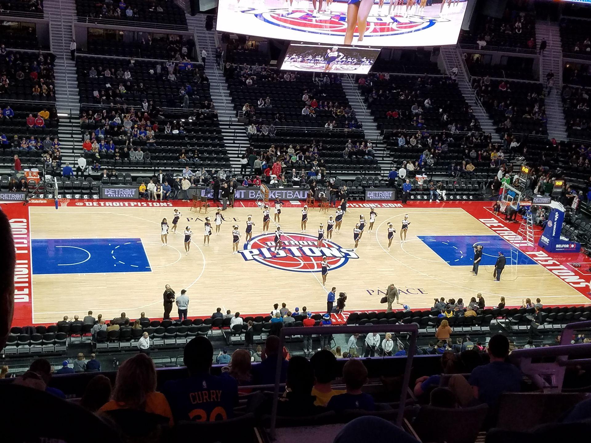 Basketball Court Graphics