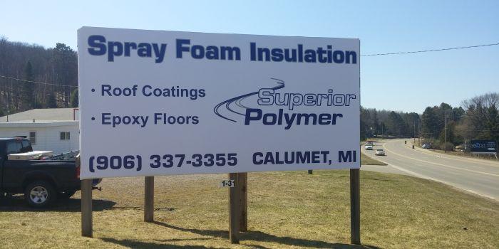 Superior Polymer Signage