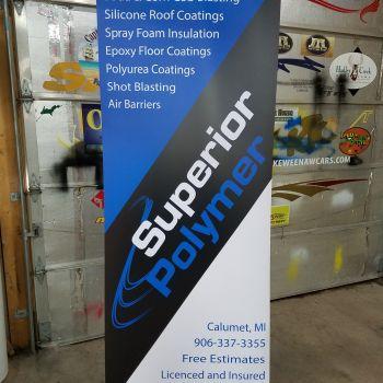 Superior Polymer tradeshow